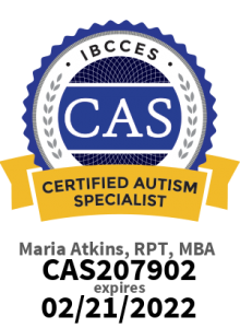 certified autism specialist - Maria Atkins